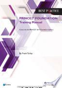 PRINCE2® Foundation Training Manual