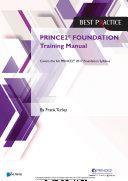 PRINCE2   Foundation Training Manual
