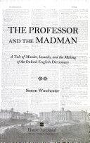 Professor and the Madman   CDN edition Book PDF