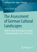 The Assessment of German Cultural Landscapes