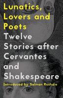 Pdf Lunatics, Lovers Et Poets