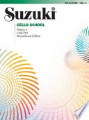 Suzuki cello school Book