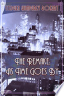 The Remake  As Time Goes By Book