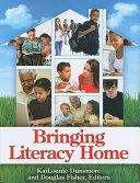 Bringing Literacy Home