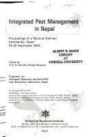 Integrated Pest Management in Nepal