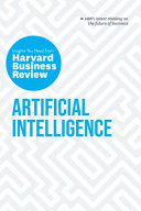 link to Artificial intelligence : insights you need from Harvard Business Review. in the TCC library catalog