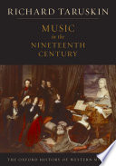 Music In The Nineteenth Century Book PDF