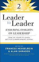 Leader to Leader 2