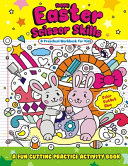 Happy Easter Scissor Skills   A Preschool Workbook for Kids