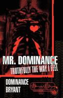 Mr  Dominance Book