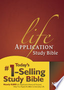 """NIV Life Application Study Bible, Second Edition"" by Tyndale"