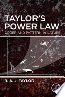 Taylor s Power Law