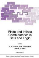 Finite and Infinite Combinatorics in Sets and Logic