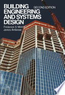 """""""Building Engineering and Systems Design"""" by Frederick S. Merritt"""