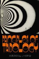 Pdf Principles of Tribology