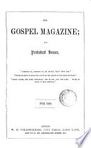 The Gospel magazine  and theological review  Ser  5  Vol  3  no  1 July 1874 Book