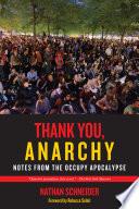 Thank You, Anarchy