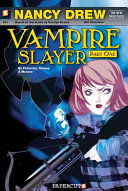 Nancy Drew The New Case Files #1: Nancy Drew Vampire Slayer Stefan Petrucha, Sarah Kinney Cover