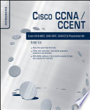 Cisco CCNA CCENT Exam 640 802  640 822  640 816 Preparation Kit