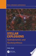 Stellar Explosions