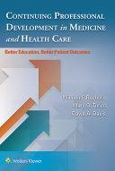 Effect Prof Devel Medicine Healthcare