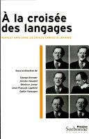 À la croisée des langages