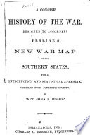 A Concise History of the War