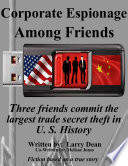 Corporate Espionage Among Friends Book