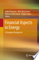 Financial Aspects in Energy