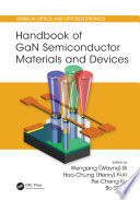 Handbook of GaN Semiconductor Materials and Devices