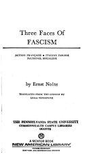 Pdf Three Faces of Fascism