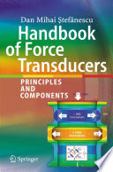 Handbook of Force Transducers Book