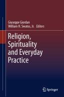 Religion  Spirituality and Everyday Practice
