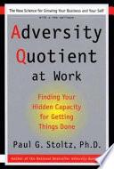 Adversity Quotient Work