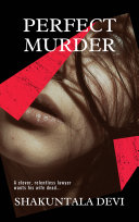 Perfect Murder Book