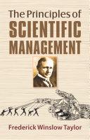 The Principles of Scientific Managemen