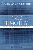 1 And 2 Timothy Book PDF