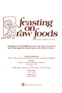 Feasting on Raw Foods