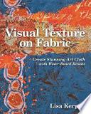 Visual Texture on Fabric