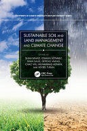 Sustainable Soil and Land Management and Climate Change