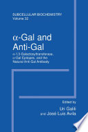 Read Online α–Gal and Anti–Gal For Free
