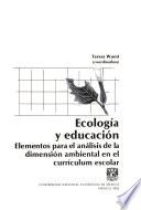 Ecología y educación