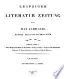 Leipziger Literaturzeitung