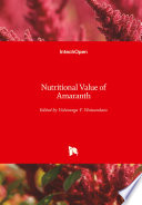 Nutritional Value of Amaranth