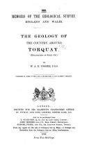 The Geology of the Country Around Torquay