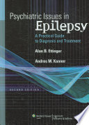 Psychiatric Issues in Epilepsy Book