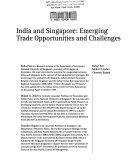 India and Singapore