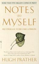 Notes to Myself Pdf/ePub eBook