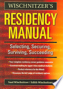 Wischnitzer s Residency Manual Book