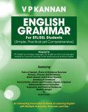 English Grammar For EFL ESL Students  Simple  Practical yet Comprehensive